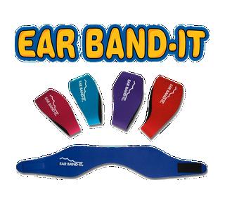 vodoodporen trak za ušesa EAR BAND-IT