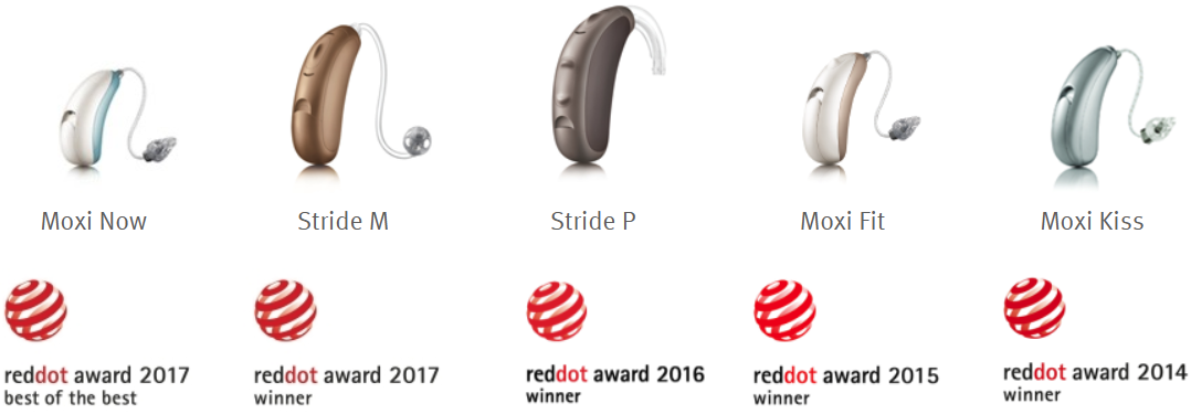 Unitron Red Dot Award