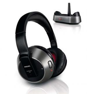 Philips brezžične stereo slušalke