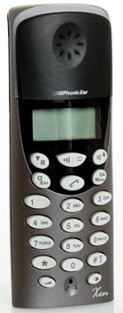 Prenosni telefon z močnim ojačanjem