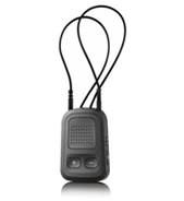 Brezžična povezava in istočasno daljinski upravljalnik za unitron slušne aparate