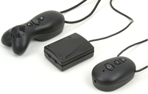 Conversor Pro oddajnik/mikrofon