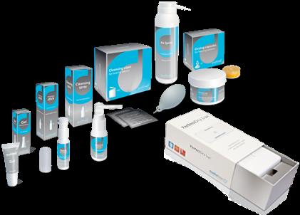 vzdrževanje higiene slušnih aparatov