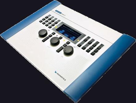 diagnostični avdiometer